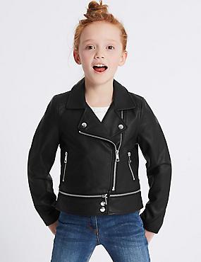 Biker Jacket with Stormwear™ (3-16 Years)