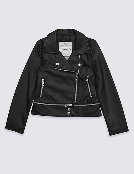 Biker Jacket (3-16 Years)