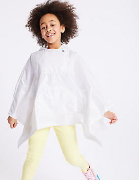 Iridescent Cape Jacket with Stormwear™ (3-16 Years)