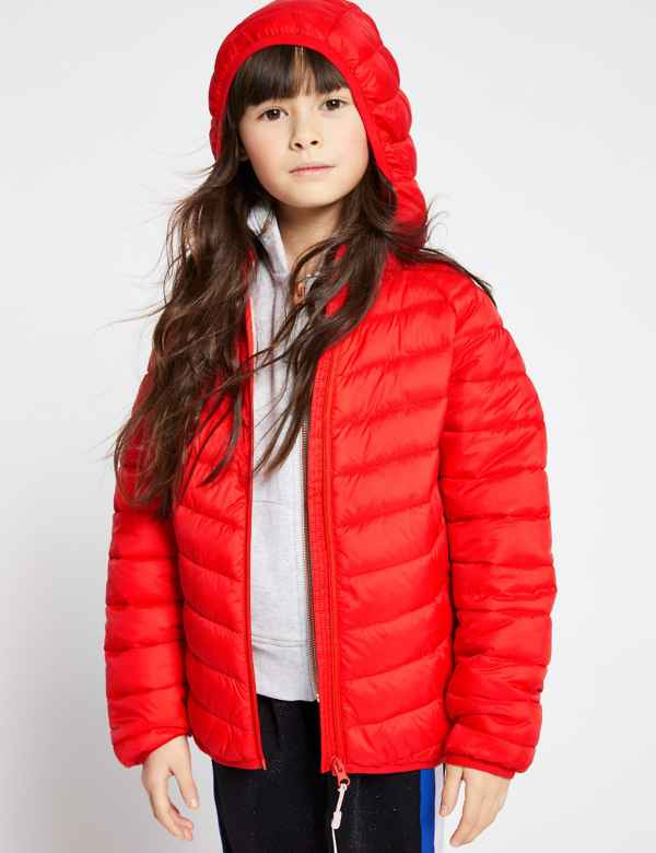 a24c91c41979 Lightweight Padded Coat (3-16 Years)