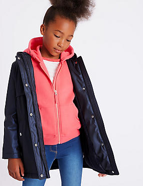 Fisherman Coat (3-16 Years)