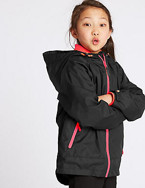 Hooded Jacket (3-16 Years)