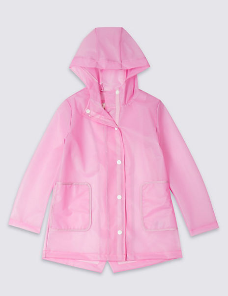 Frosted Raincoat (3-16 Years)