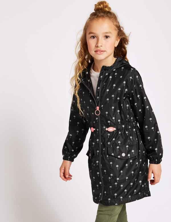 Baby & Toddler Clothing M&s Girls 6-9months Coat