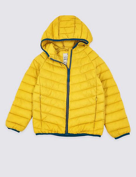 Stormwear™ Padded Hooded Coat (3-16 Years)