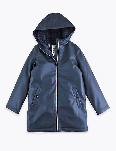 Stormwear™ Hooded Fisherman Raincoat (3-16 Years)