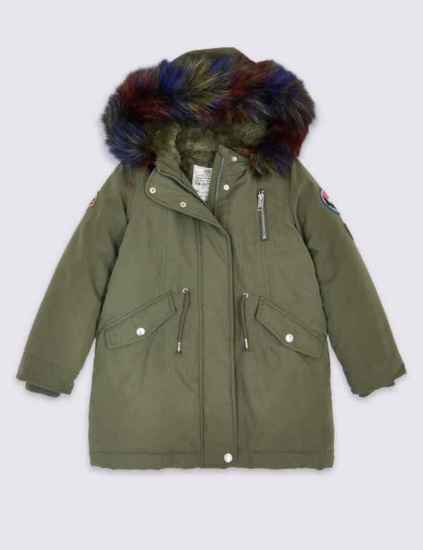 1048de51f Girls Coats & Jackets   M&S
