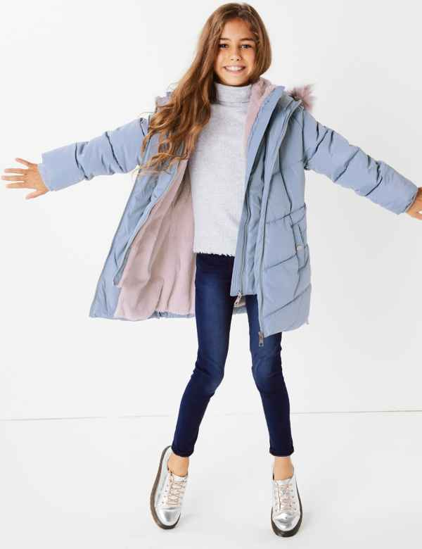 44881fc3c Girls Coats & Jackets | M&S