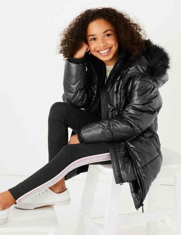 aa8430413 Girls Coats & Jackets | M&S