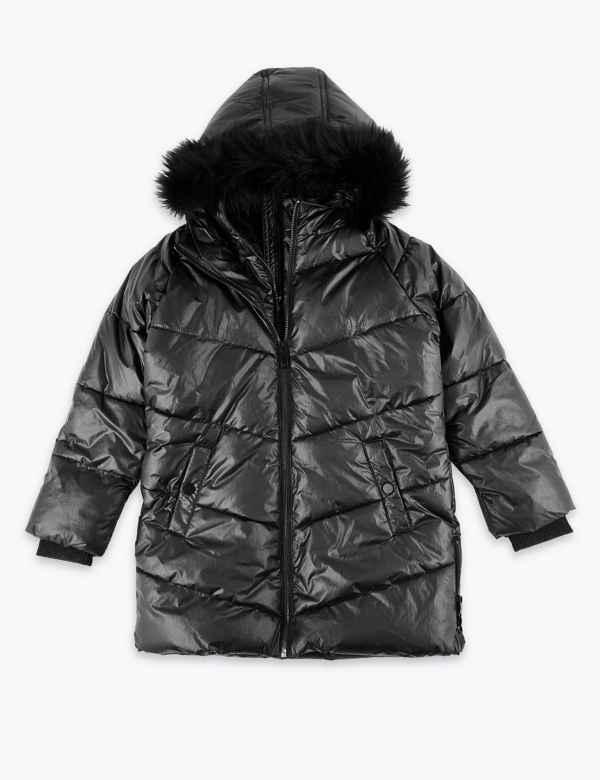 9ca88c7b6 Girls Coats & Jackets | M&S
