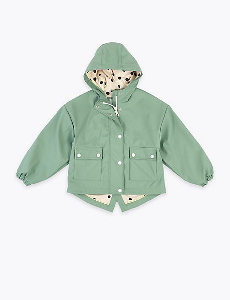 Stormwear™ Fisherman Raincoat (6-16 Years)