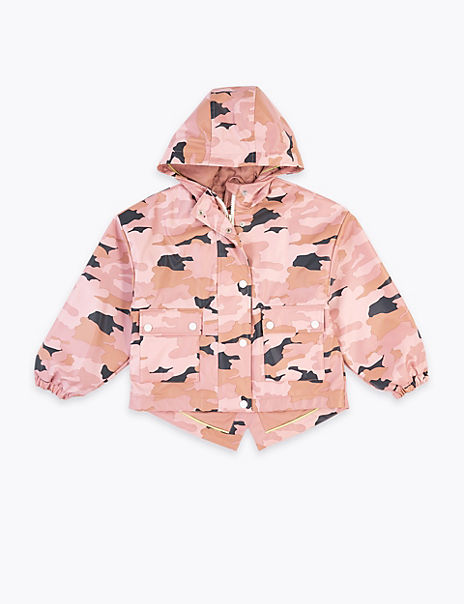 Stormwear™ Camouflage Fisherman Raincoat (6-16 Years)