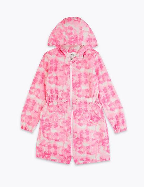 Stormwear™ Tie Dye Print Raincoat (6-16 Years)