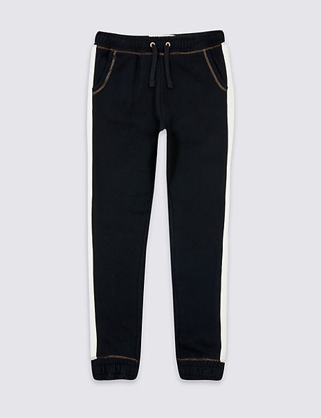 Side Striped Joggers (3-16 Years)