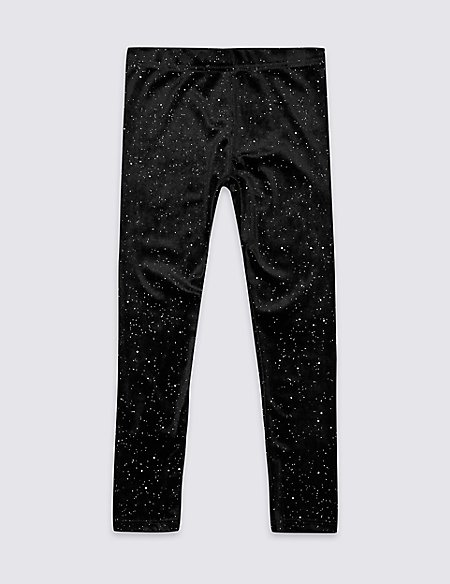 Glitter Leggings (3-16 Years)