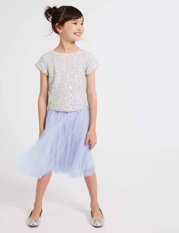 afb7e2e94 Short Tutu Skirt (3-16 Years)