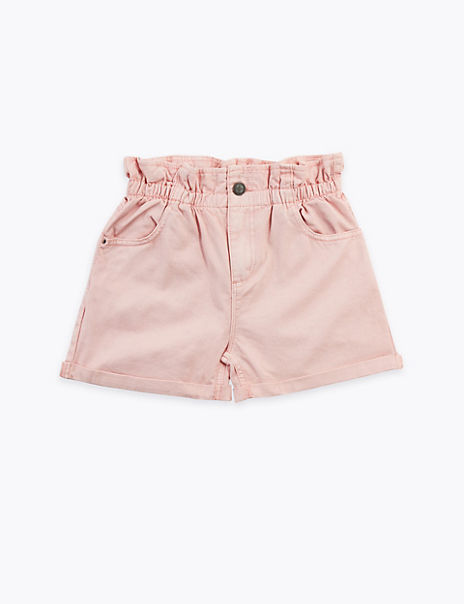 Cotton Shorts (6-16 Years)