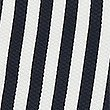 Pure Cotton Striped Shorts (3-16 Years), NAVY MIX, swatch