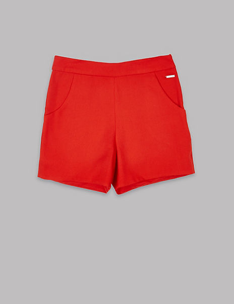 Pure Cotton Heart Shorts (3-16 Years)