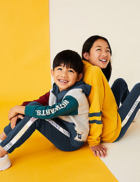 Harry Potter™ Cotton Joggers (2-16 Yrs)