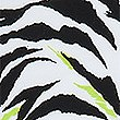Cotton Zebra Leggings with Stretch (3-16 Years), WHITE MIX, swatch