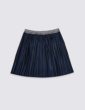 Plisse Skirt (3-16 Years)