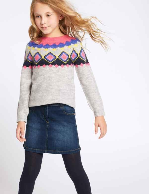 03498b3c4342 Girls Clothes - Little Girls Designer Clothing Online | M&S