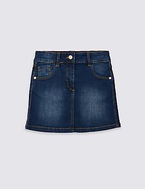 Denim Skirt (3-16 Years)