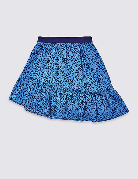 Asymmetric Skirt (3-16 Years)