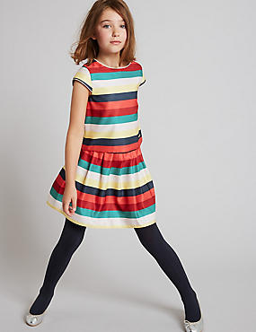 Striped Skirt (3-14 Years)