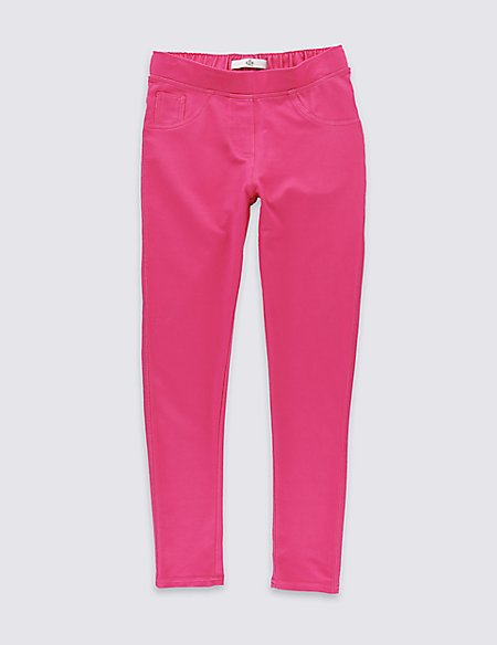 Cotton Rich Jeggings (5-14 Years)