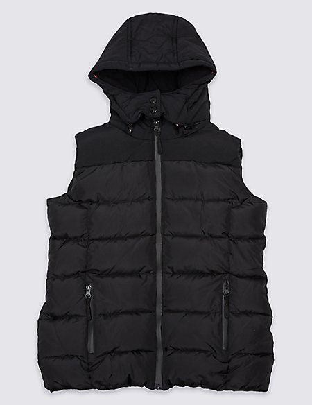 Padded Gilet with Stormwear™ (3-16 Years)
