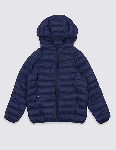 Lightweight Padded Coat With Stormwear™ (3-16 Years)