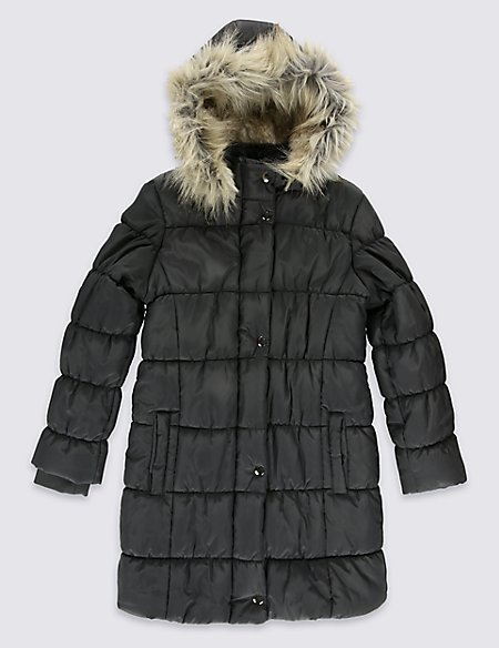 Padded Coat with Stormwear™ (5-14 Years)
