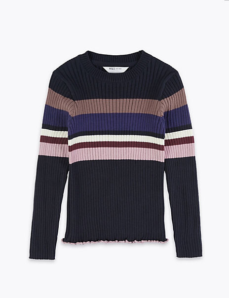 Striped Jumper (3-16 Years)