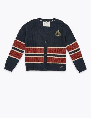 Harry Potter™ Striped Cardigan (6-16 Yrs)