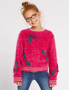 Holly Knitted Jumper (3-16 Years)