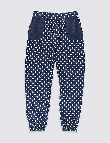 Spotted Trousers (5-14 years)
