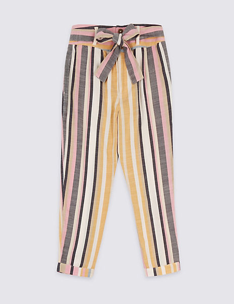 Striped Trousers (3-16 Years)