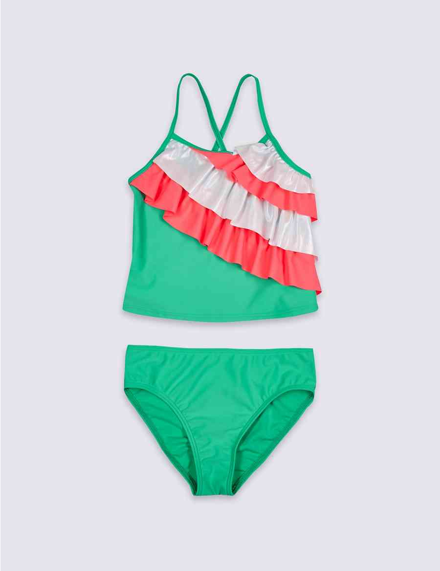 53130aab499d0 Product images. Skip Carousel. Tankini Set with Sun Safe ...