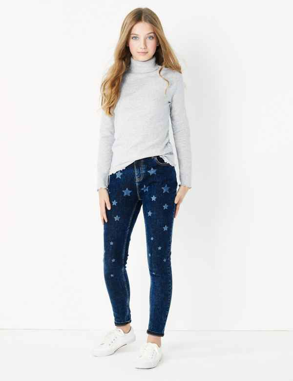 quality first classic chic special section Leggings for Girls | M&S