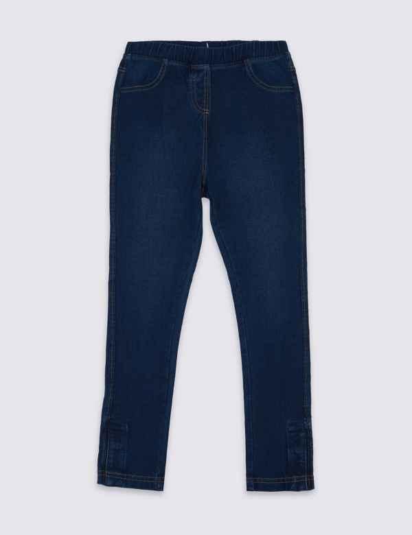 aa2c441bdd Jeans | Girls Clothes - Little Girls Designer Clothing Online | M&S
