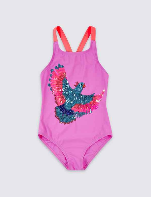 1a73f1c0fd Girls Swimsuits | M&S