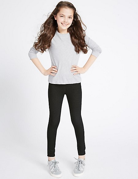 Denim Jeggings with StayNEW™ (3-14 Years)