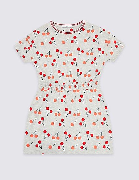 Cotton Rich Dress (3-16 Years)