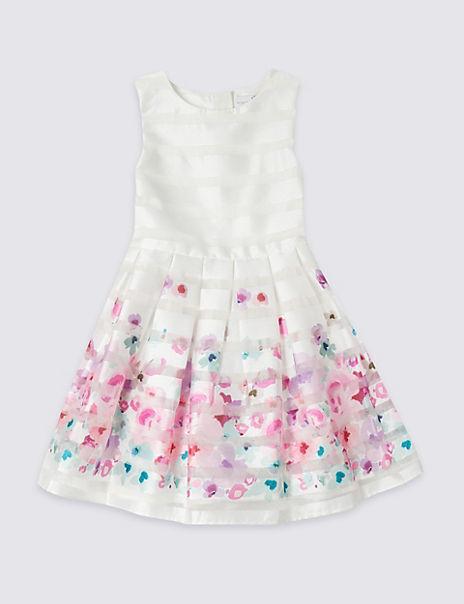 Organza Prom Dress (3-16 Years)