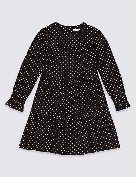 Polka Dot Dress (3-16 Years)