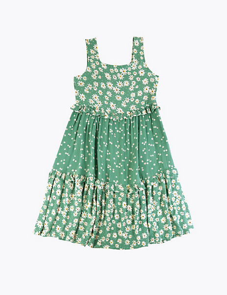 Floral Dress (6-16 Years)