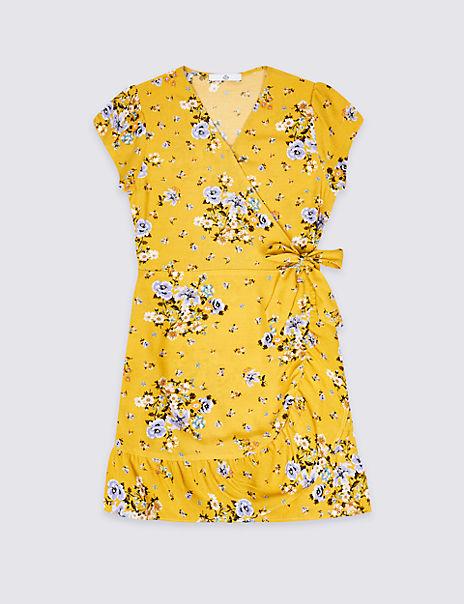 Wrap Dress (3-16 Years)