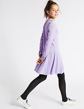 Velvet Dress (3-16 Years)